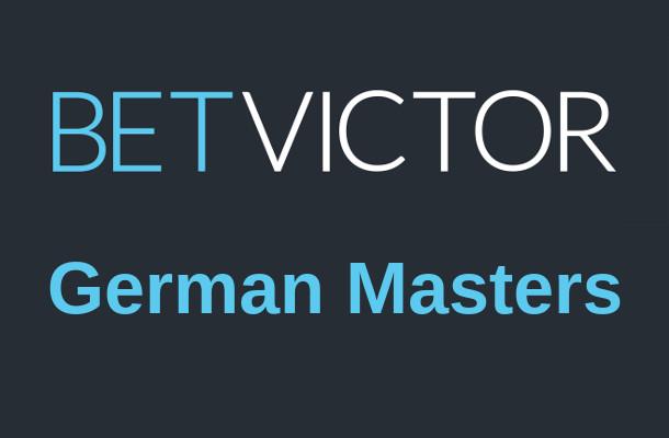BetVictor German Masters 2021 Qualifiers